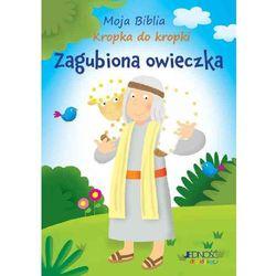 Zagubiona owieczka Moja Biblia kropka do kropki (ISBN 9788379713219)