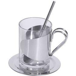 Szklanka do herbaty na podstawce 0,15 l | CONTACTO, 569/150