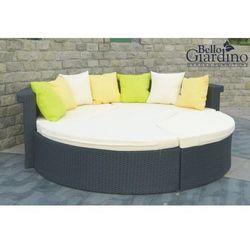 Łóżko ogrodowe RICCO - produkt z kategorii- Pozostałe meble ogrodowe