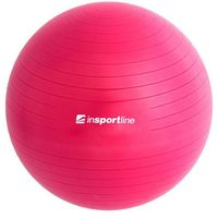 inSPORTline Top Ball 85 cm - IN 3912-4 - Piłka fitness, Bordowa - Bordowy