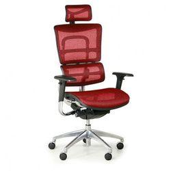 Uniwersalne krzesło WINSTON SAA, czerwony