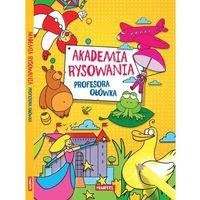Akademia Rysowania Profesora Ołówka (9788363546045)