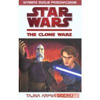 Star Wars. Wojny Klonów: Tajna armia Dooku (200 str.)
