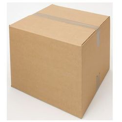 PRESSEL Karton składany 2-warstwowy 440x320x325mm brązowy, 20 sztuk
