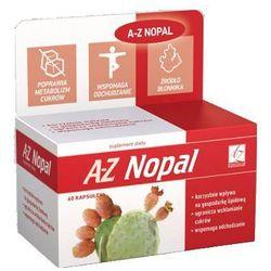 A-Z Nopal 60 kapsułek - sprawdź w wybranym sklepie