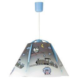 Lampa wisząca dziecięca zwis Rabalux Shepherd 1x60W E27 wielokolorowa 4566, 4566