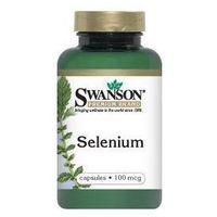 Selen select 100mcg/300kaps wyprodukowany przez Swanson