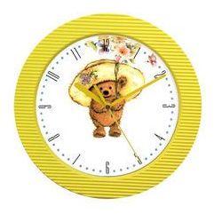 Zegar ścienny kolor kapelusznik marki Atrix