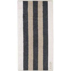 ręcznik kąpielowy gala stripes stein, 80 x 150 cm marki Joop!