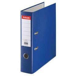 Esselte segregator a4 ekonomiczny z mechanizmem dźwigniowym 75mm, niebieski