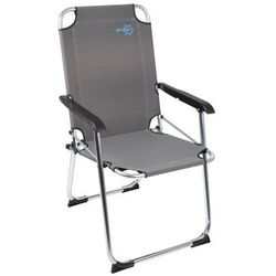 Krzesło turystyczne Copa Rio szare z kategorii krzesła ogrodowe