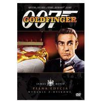 James Bond ekskluzywna edycja 2-płytowa: 007 Goldfinger - Guy Hamilton (5903570121838)