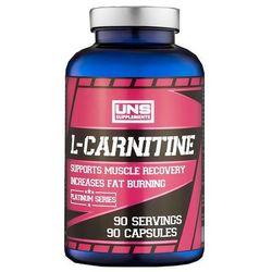 UNS L-Karnityna - 90kaps, towar z kategorii: Redukcja tkanki tłuszczowej