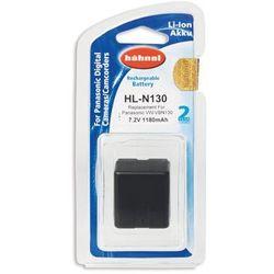 Hahnel HL-N130 (odpowiednik Panasonic VW-VBN130), kup u jednego z partnerów