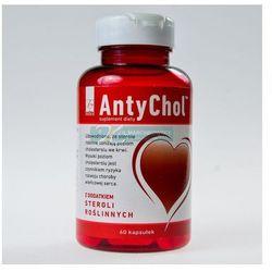 AntyChol 60 kapsułek (artykuł z kategorii Pozostałe leki chorób serca i układu krążenia)
