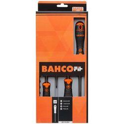 BAHCO Zestaw 4 śrubokrętów (7314150283248)
