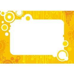 Tablica suchościeralna drukowana 009 marki Deco-strefa – dekoracje w dobrym stylu