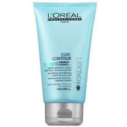L'Oreal CURL CONTOUR HYDRACELL ANTI-FRIZZ CREAM Odżywczy krem wygładzający do włosów niezdyscyplinowanych