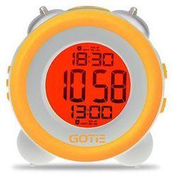 Gotie budzik elektroniczny z mechanicznym dzwonkiem gbe-200y