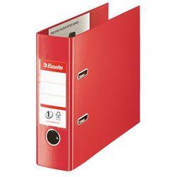 Segregator bankowy Esselte No.1 Power, format A5, grzbiet 75 mm, czerwony - Super Ceny - Kody Rabatowe - Autoryzowana dystrybucja - Szybka dostawa - Hurt - Wyceny (4049793007717)