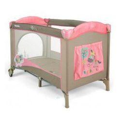 Milly-mally Kojec łóżeczko mirage 2015 pink-cow #b1