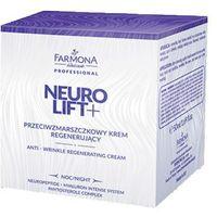 Farmona NEUROLIFT+ Przeciwzmarszczkowy regenerujący krem na noc