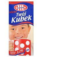 Mleko  1l. 3,2% karton op.6 marki Mlekovita