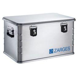 Zarges Box Pudło Mini Plus, 60 litrów szary 2018 Skrzynie transportowe