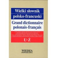 Wielki słownik polsko-francuski T. 5 U-Ż, książka z ISBN: 9788321413884