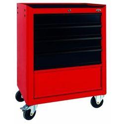 Szafka narzędziowa z 5 szufladami (prowadnice ślizgowe) N-1-02-02