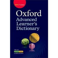 Oxford Advanced Learner's Dictionary 9E + DVD-ROM + Online Access Code, oprawa twarda