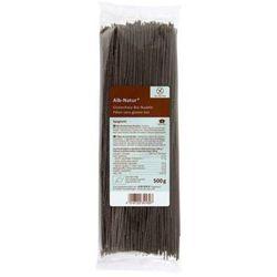 500g makaron gryczany bezglutenowy spaghetti bio marki Alb-gold