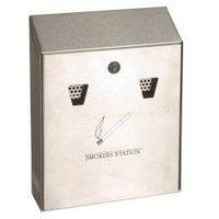 Kosz na śmieci-papierośnik na ścianę, WP3701