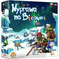FoxGames, Wyprawa na biegun, gra towarzyska z kategorii Gry planszowe