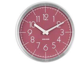 Zegar ścienny convex marki Karlsson