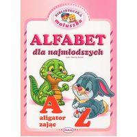 Alfbet dla najmłodszych + zakładka do książki GRATIS, oprawa broszurowa