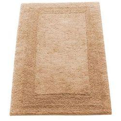 Cawo Dywanik łazienkowy  120 x 70 cm piaskowy (4011638899634)