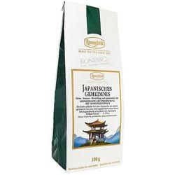 Zielona herbata Ronnefeldt Japanisches Geheimnis/Japan Secret 100g z kategorii Zielona herbata