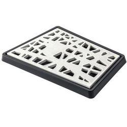Deska do krojenia pieczywa Matrix biała, 3255100
