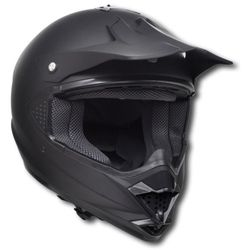 Kask do motocross, bez szybki (S), vidaXL z VidaXL