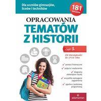 Oprac. tem. hist. cz.1 Od staroż. do 1918r w. 2015