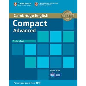 Compact Advanced. Książka Nauczyciela, Peter May