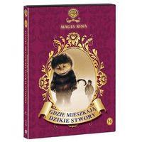 Galapagos films Gdzie mieszkają dzikie stwory (dvd) (magia kina) - zaufało nam kilkaset tysięcy klientów,