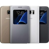 Samsung S-View Cover for Galaxy S7 white z kategorii Futerały i pokrowce do telefonów