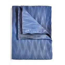 "Narzuta ""Maurice"" bonprix niebieski"