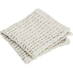 Blomus Ręczniki caro 30 x 30 cm 2 szt. moonbeam (4008832690068)