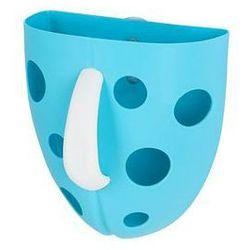 Pojemnik na zabawki k�pielowe (niebiesko-bia�y) marki Babyono
