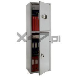 Sejf elektroniczny / kluczowy na segregatory sl 150/2t el marki Valberg