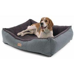 Brunolie emma, legowisko/kosz dla psa, możliwość prania, antypoślizgowe, oddychające, materac dwustronny, poduszka, rozmiar m (80 x 20 x 70 cm) (4260552210166)