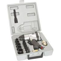 Klucz udarowy TOPEX pneumatyczny z nasadkami 1/2 cala 315 Nm 74L002 + DARMOWA DOSTAWA! + Wymiatamy mag